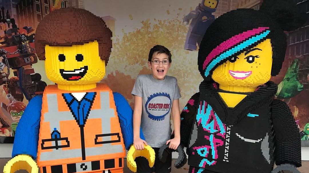Logan Joiner - Legoland