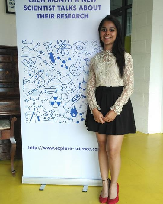 Explore Science with Shwetal Shah, A STEM Educator