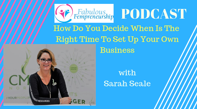 When Is The Right Time To Set Up Your Own Business?