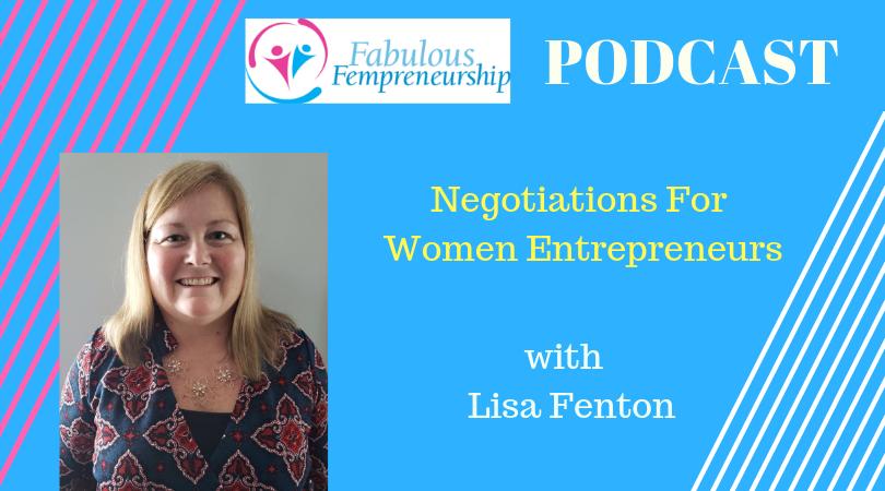 Negotiations for Women Entrepreneurs