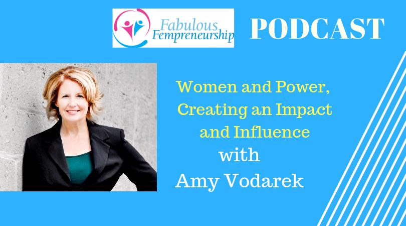Women and Power, Creating an Impact and Influence