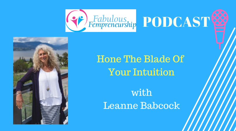 Honing The Blade Of Your Intuition