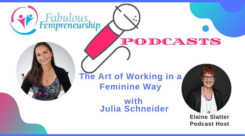The Art of working in a Feminine Way