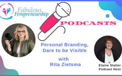 Personal Branding, Dare to be Visible