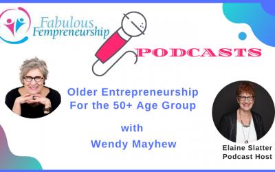 Older Entrepreneurship – For the 50+ Age Group