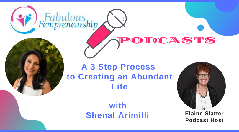 A 3 Step Process To Creating An Abundant Life