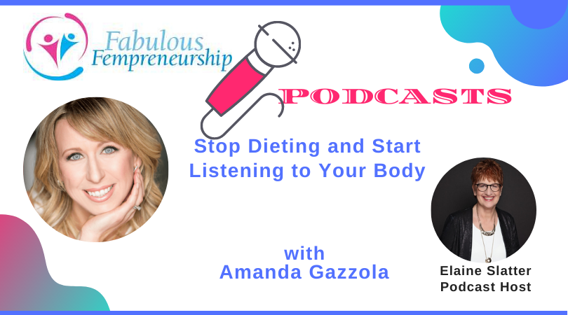 Stop Dieting and Start Listening to Your Body