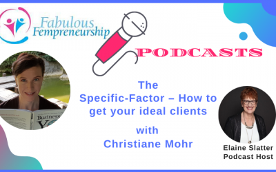 The Specific Niche Factor – How to Get Your Ideal Clients