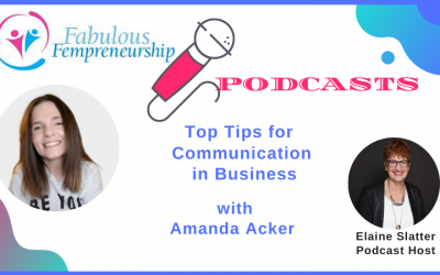 Top Tips for Communication in Business