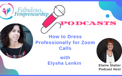 How to Dress Professionally for Zoom Calls