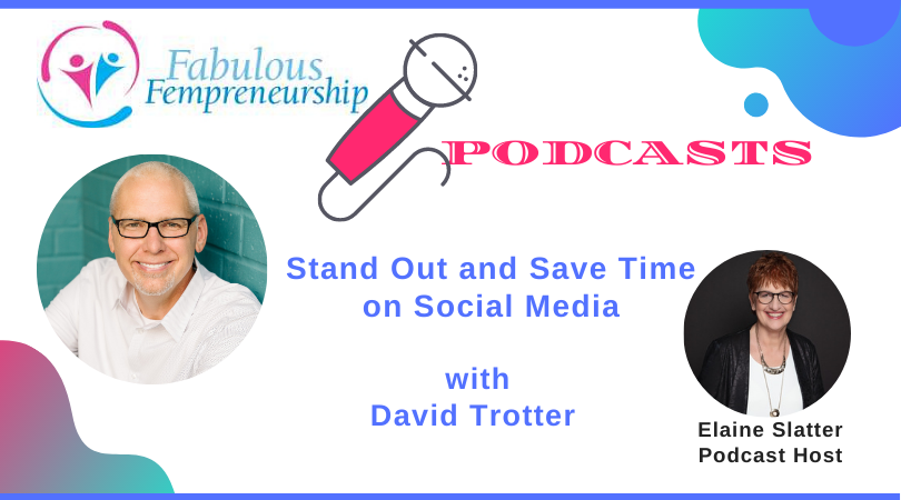 Stand Out and Save Time on Social Media