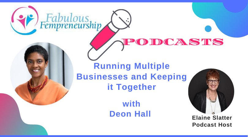Running Multiple Businesses and Keeping it Together