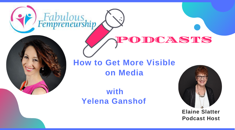 How to Get More Visible on Media