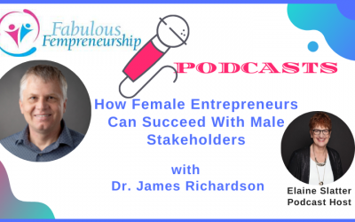 How Female Entrepreneurs Can Succeed With Male Stakeholders